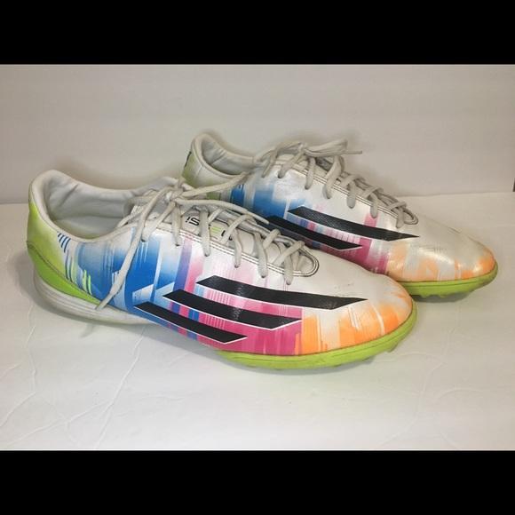 dfbef7b78bb3 adidas Shoes | Mens Sz 12 Messi F10 Indoor Soccer | Poshmark